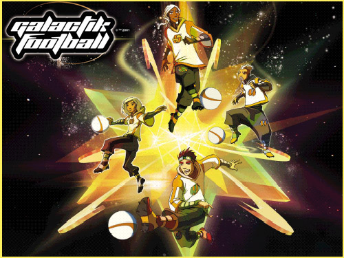 Galactik football the best